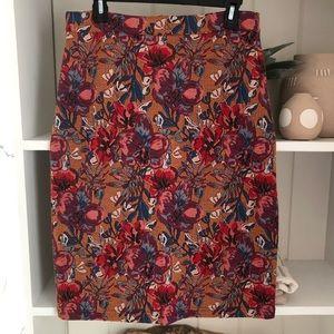 Maeve Floral Skirt